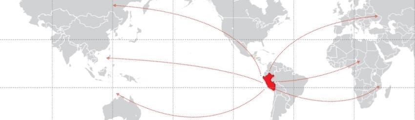 Ubicacion Geografica Proinversion